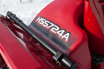 "Honda HSS724AATD 24"" Two Stage Snow Blower Cleanout Stick"