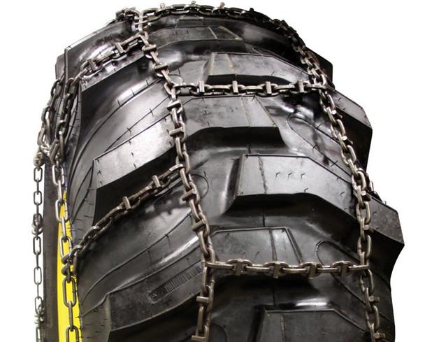 Aquiline MPC Multi-Purpose Tractor Tire Chains - Fit: 11.2-24