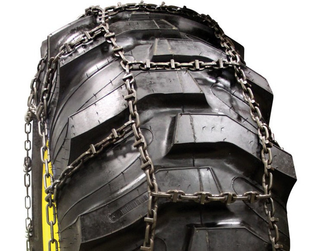 Aquiline MPC Multi-Purpose Tractor Tire Chains - Fit: 12.4-16