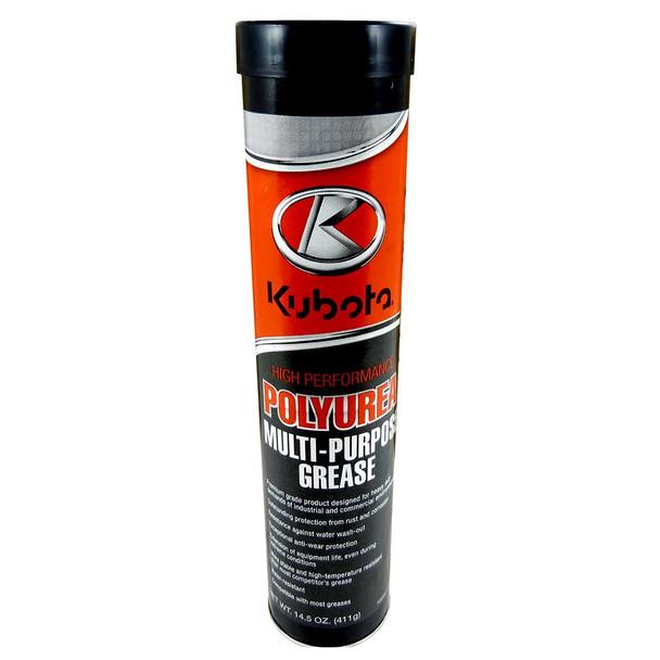 Kubota High Performance Polyurea Multi-Purpose Grease 14.5 oz. (411 g)