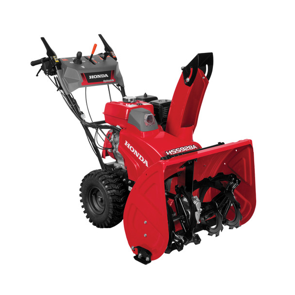 """Honda HSS928AAWS 28"""" Two Stage Snow Blower"""