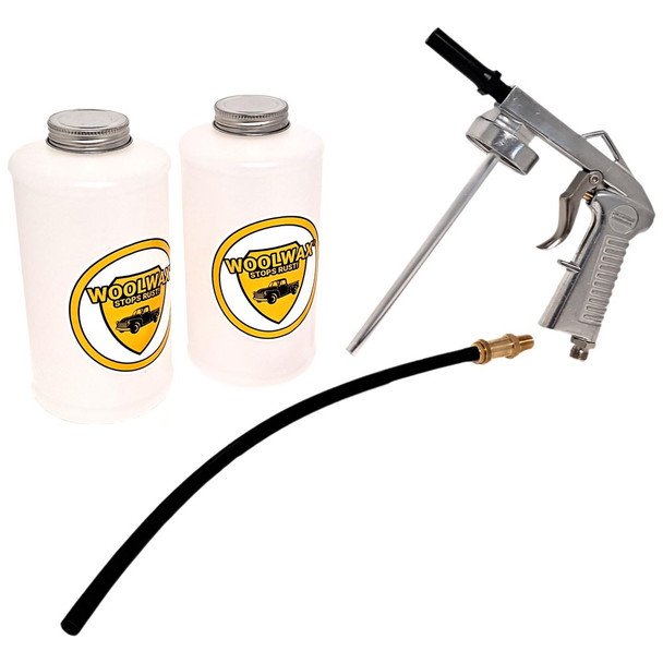 Woolwax® Standard Undercoating Gun Kit
