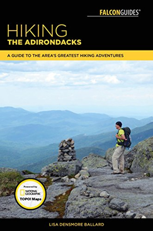 Falcon Guides Hiking The Adirondacks