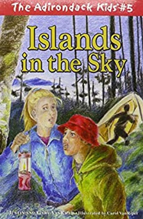 The Adirondack Kids #5 Islands In The Sky