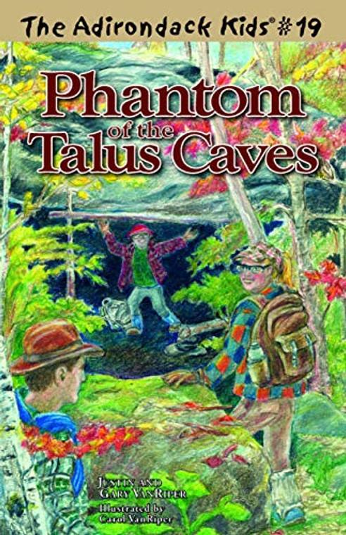 The Adirondack Kids #19 Phantom of Talus