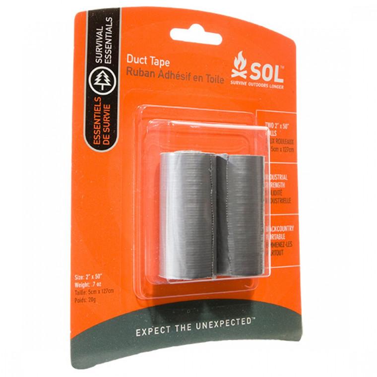 "Duct Tape, 2 x 50"" Rolls"