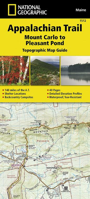 Appalachian Trail Mount Carlo to Pleasant Pond