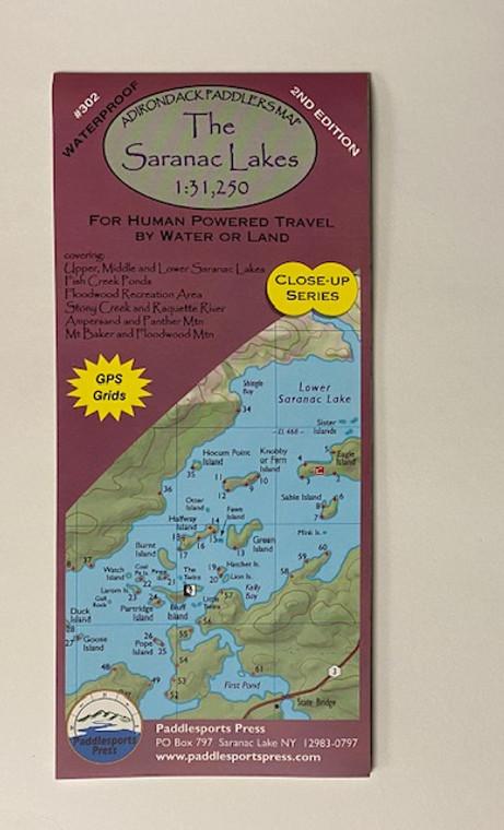 The Saranac Lakes 1:31, 250 #302