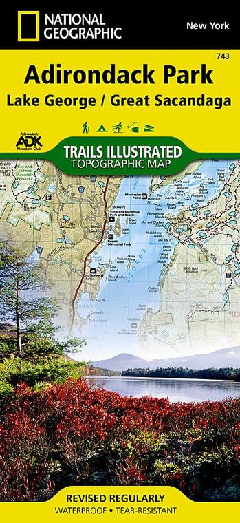 Adirondack Park Lake George/Great Sacandaga 743