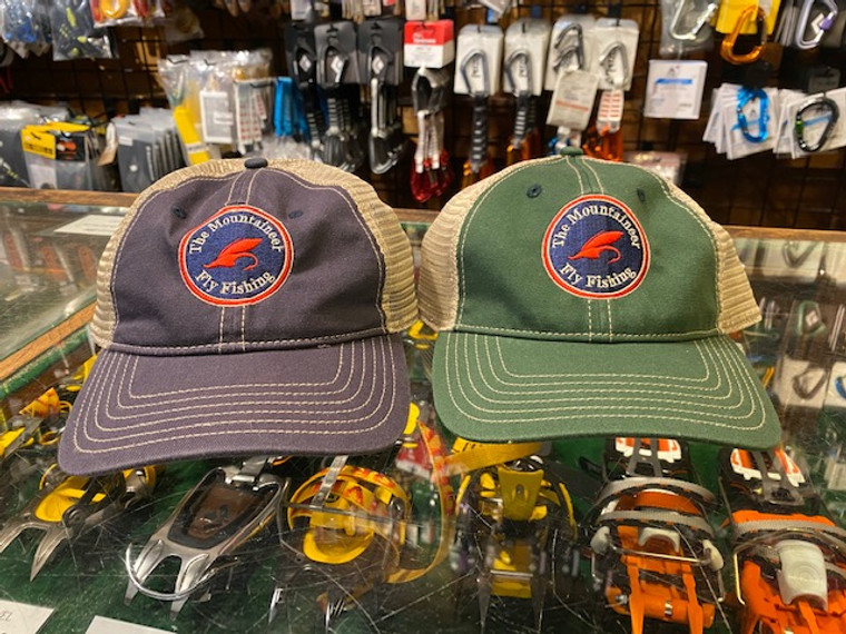 Pitstop Fly Fishing Cap