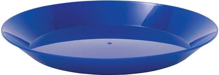 "Cascadian Plate 9.75"" Blue"
