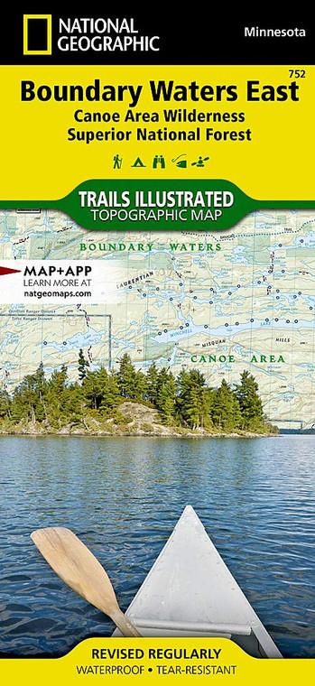 Boundary Waters East Canoe Area Wilderness