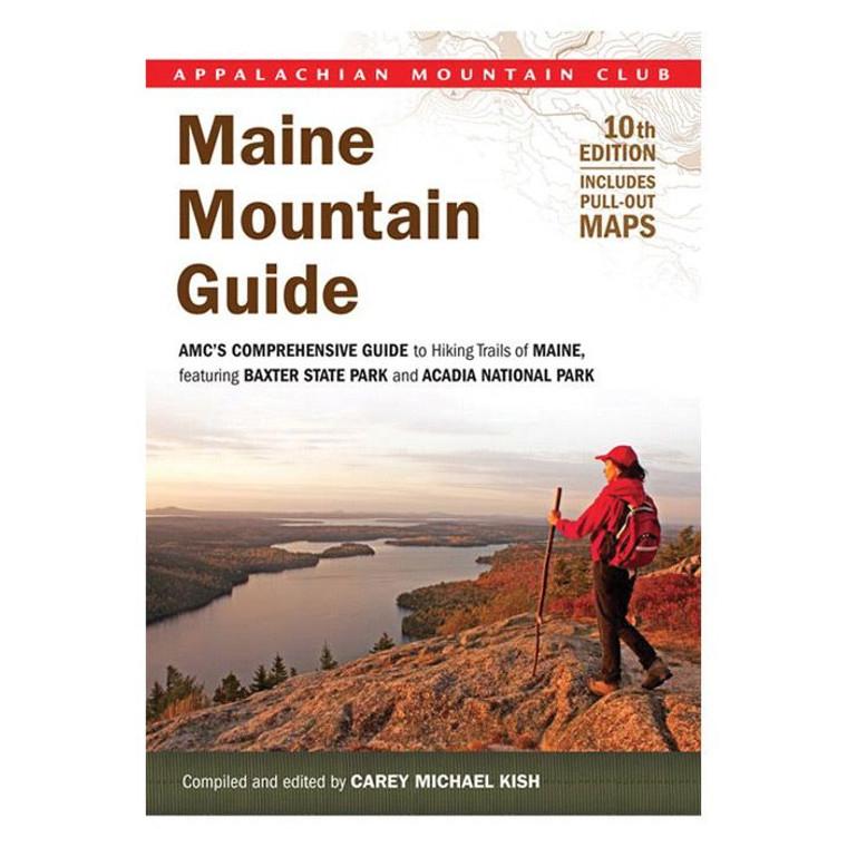 AMC Maine Mountain Guide