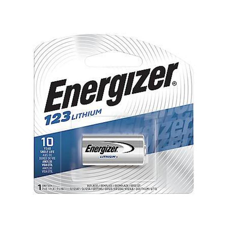 Energizer 123 Lithium 3V