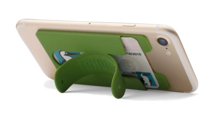 Chums  Flipper Phone Wallet