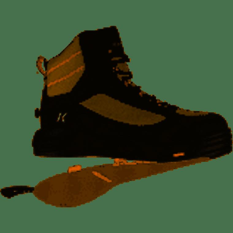 Greenback Felt Sole Boot