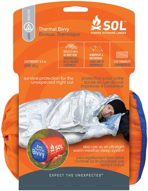 SOL Thermo Bivy