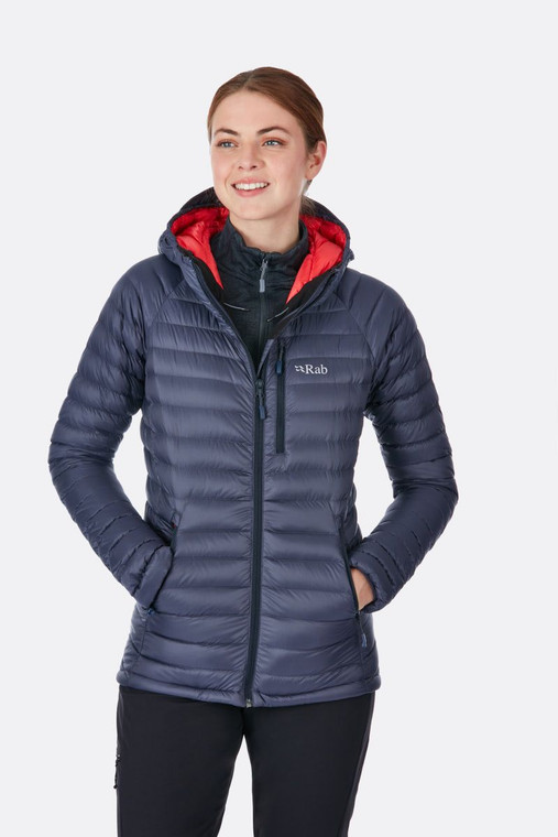 Women's Microlight Alpine Jacket  Xlong
