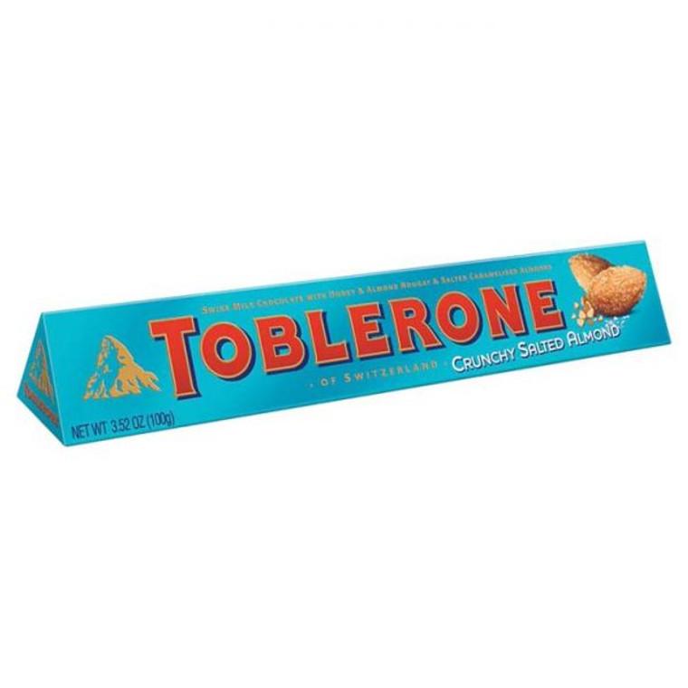 Toblerone Crunch Salted Almond