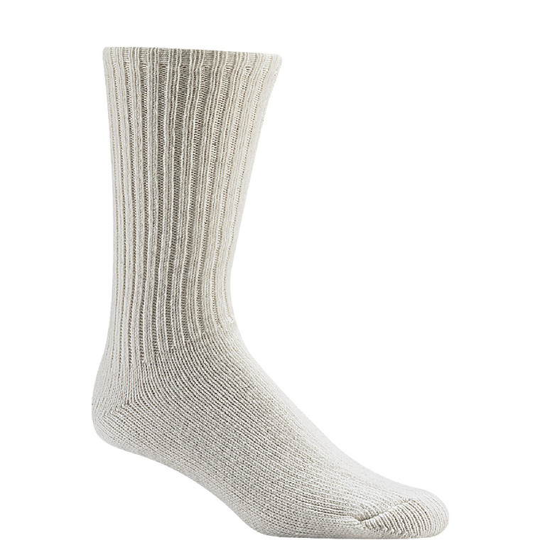 625 Socks White Medium