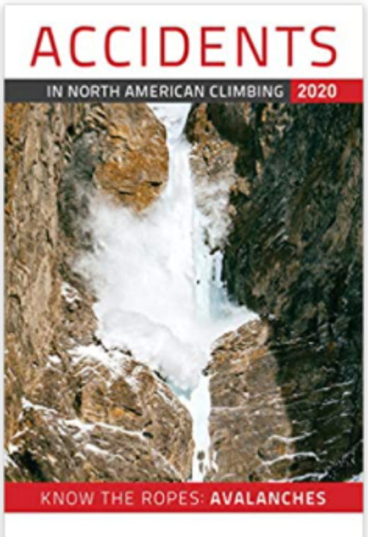 Accidents In North American Climbing 2020