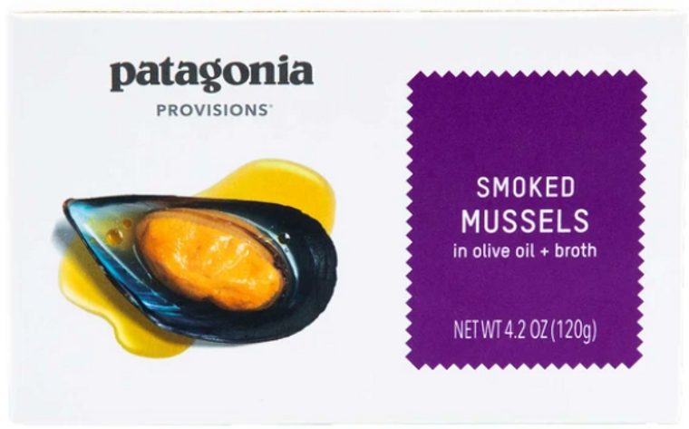 Patagonia Provisions Mussels