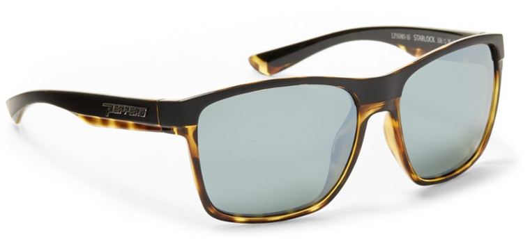 Starlock Black Sunglasses