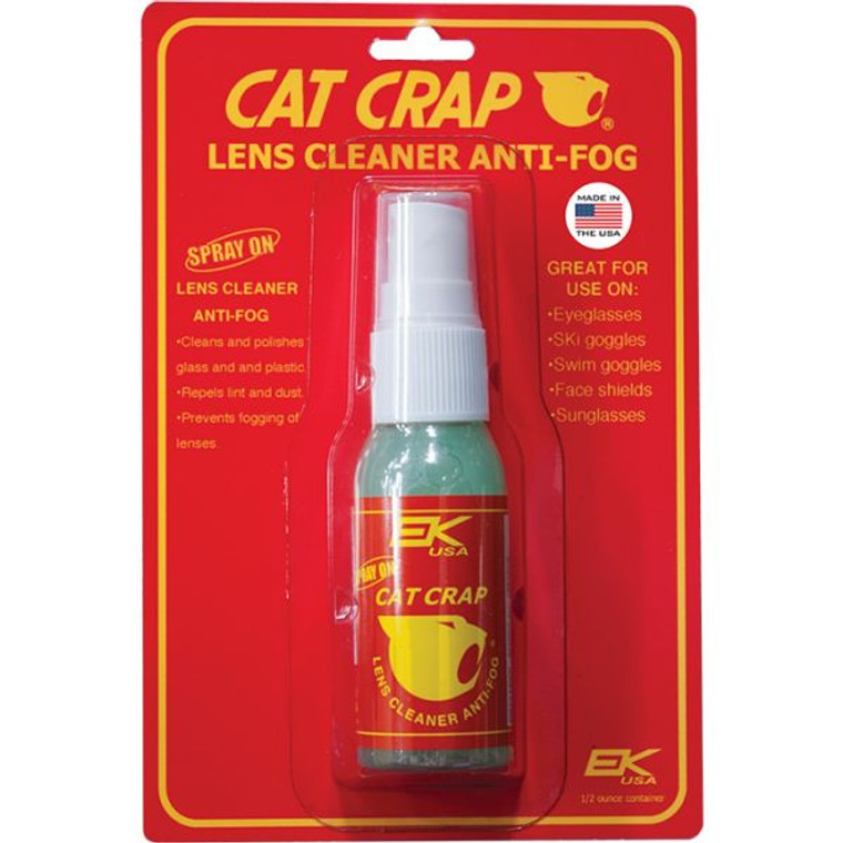 Cat Crap Spray Cleaner Package
