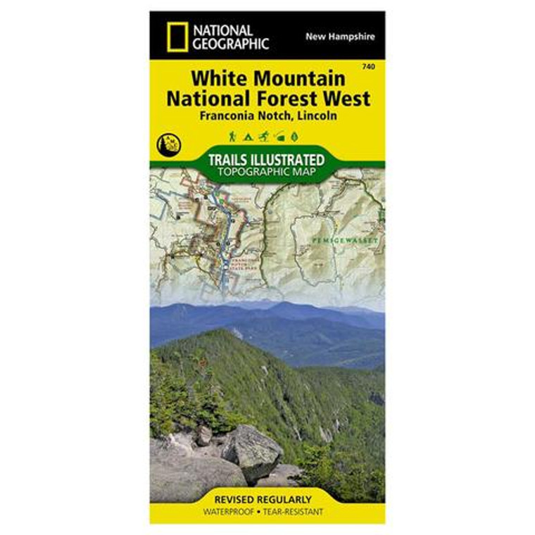 White Mountain National Forest West Franconia Notch, Lincoln