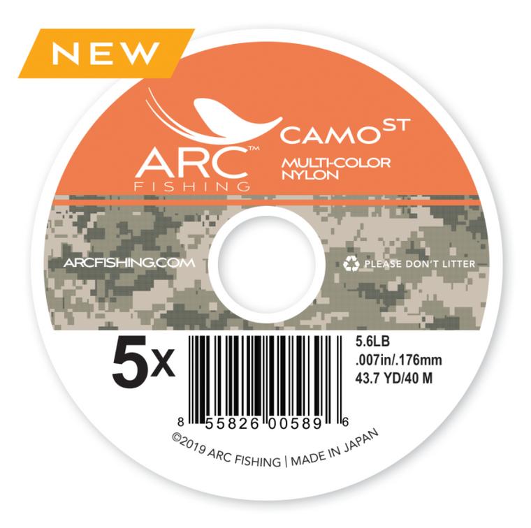 ARC Camo ST Tippet