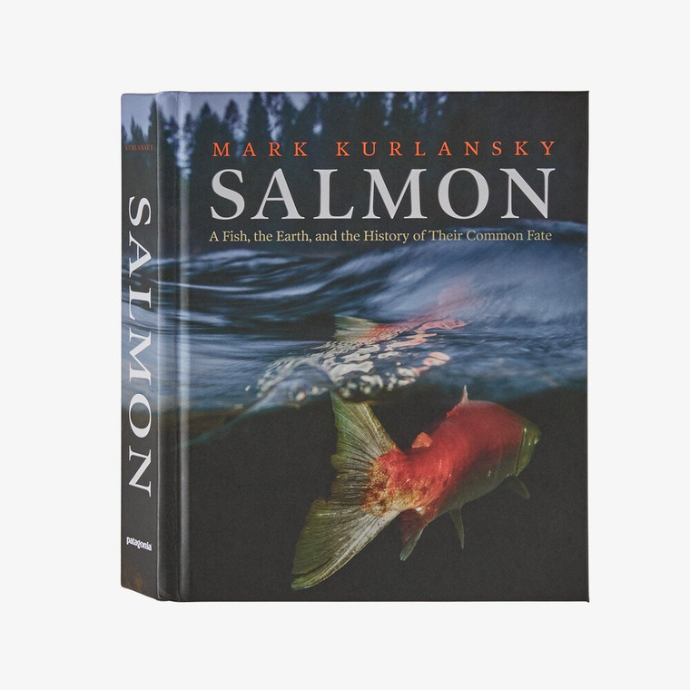Salmon : A Fish, The Earth And The History of Their Common Fate