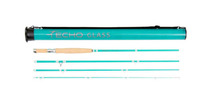 "Echo River Glass #4 8'0"" Gorgeous Glacier"