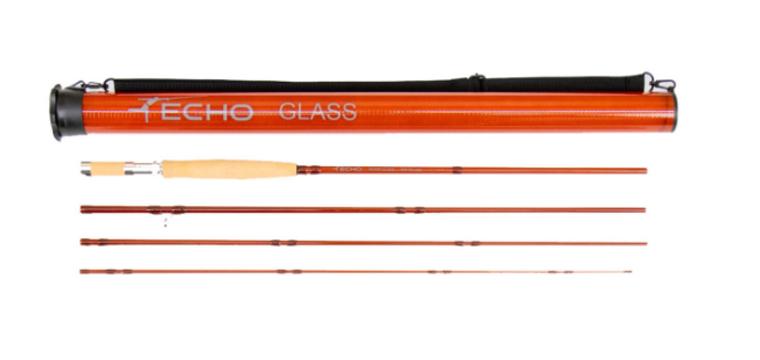 "Echo River Glass #5 8'0"" Gorgeous Glacier"