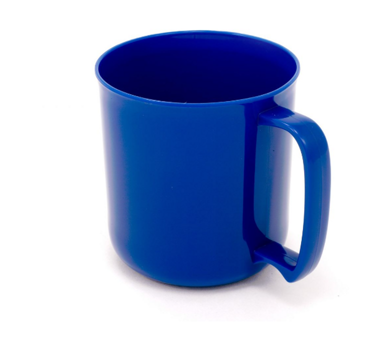 Cascadian Mug - Blue