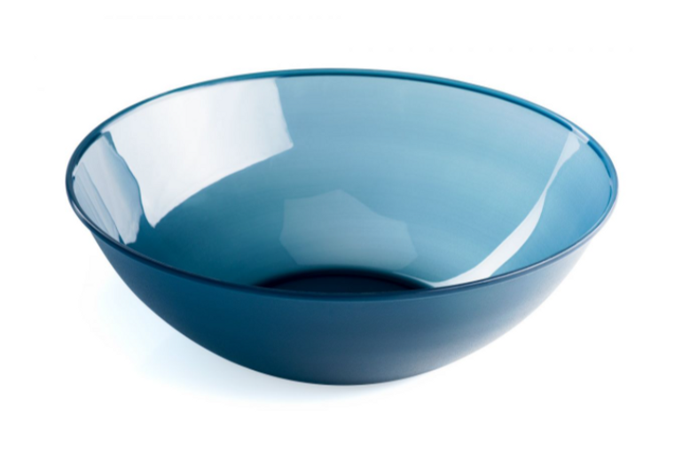 Infinity Serving Bowl Blue