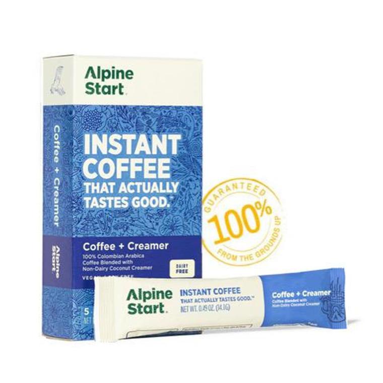 Dairy-Free Coffee + Creamer Instant Latte