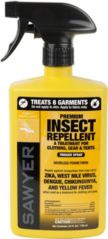 Clothing Insect Repellent 24oz Trigger Spray