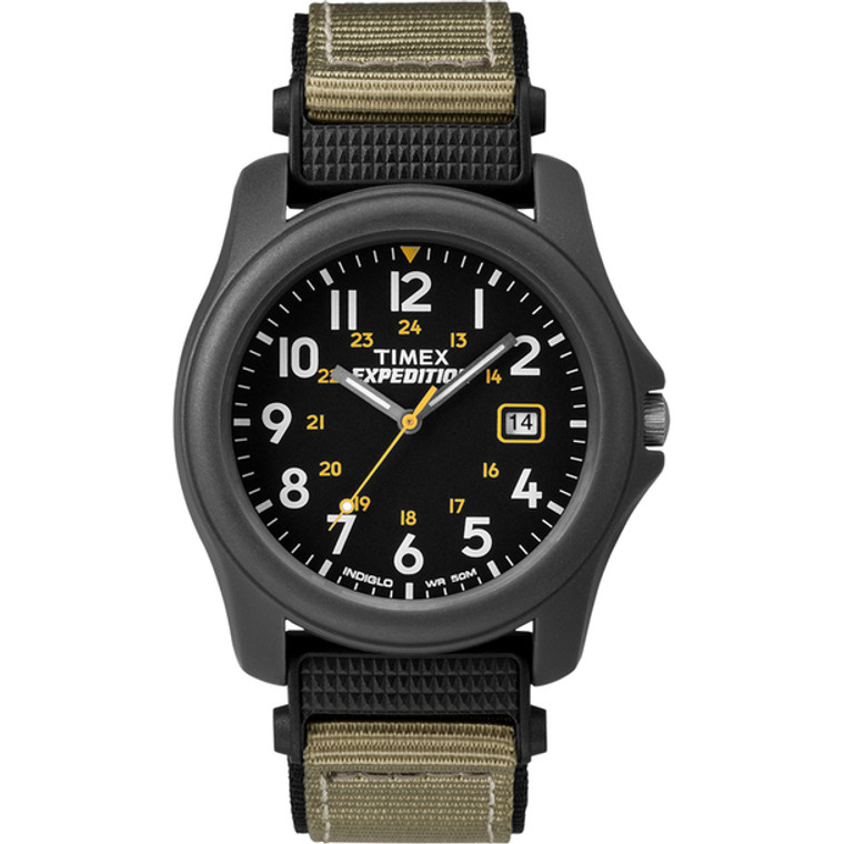 Timex Expedition Camper Nylon Strap Watch