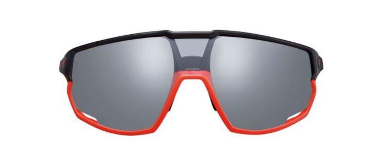 Rush Black/Neon Orange Reactiv 0-3 Lens