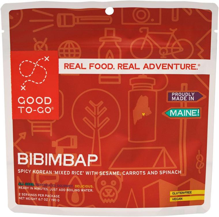 Bibimbap - 2 Servings