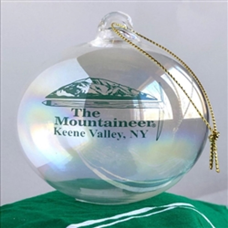 Mountaineer Ornament