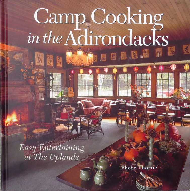 The Uplands: A Great Camp In The Adirondacks