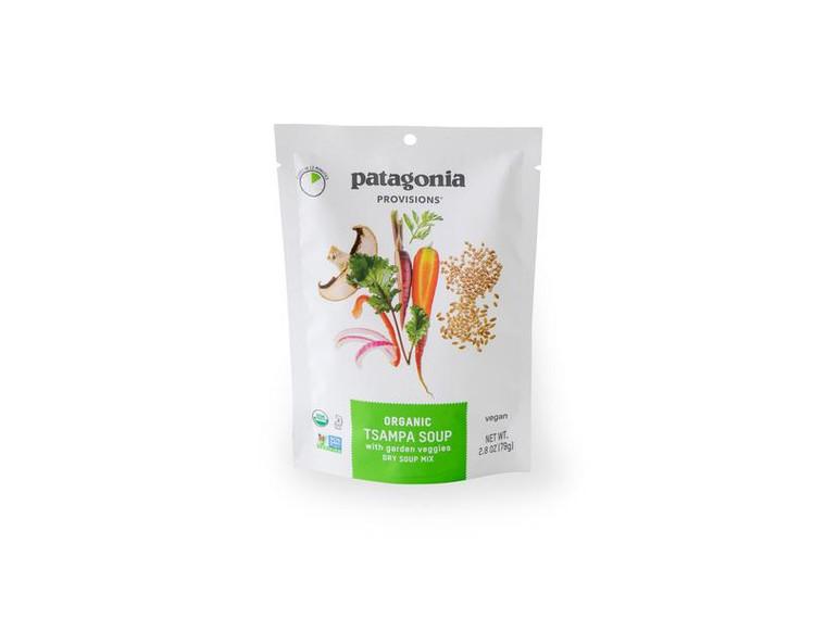 Organic Tsampa Soup, Garden Veggie