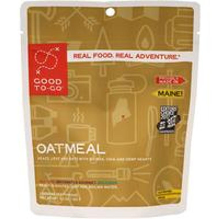 Good To Go Oatmeal