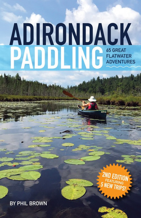 Adirondack Paddling - 2nd Edition
