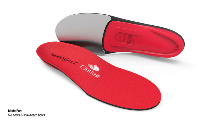 Red Hot Insole