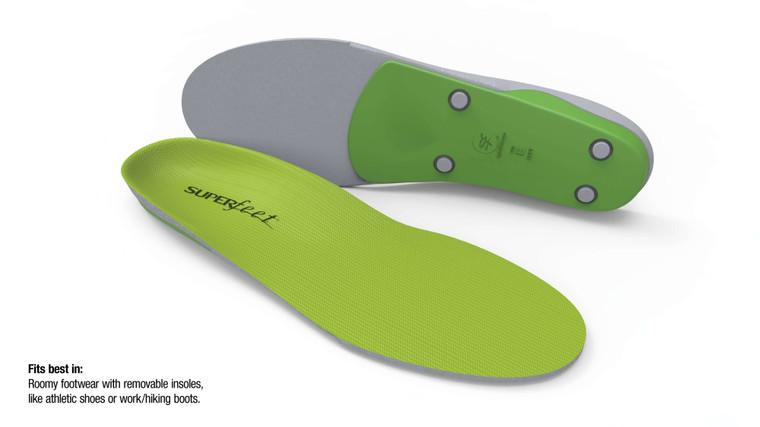 Superfeet Insole Green