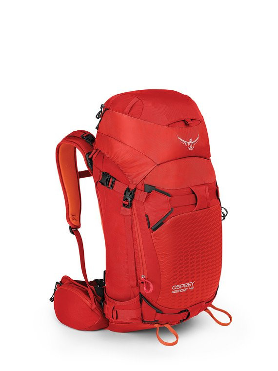 Kamber 42 Backpack - Ripcord Red