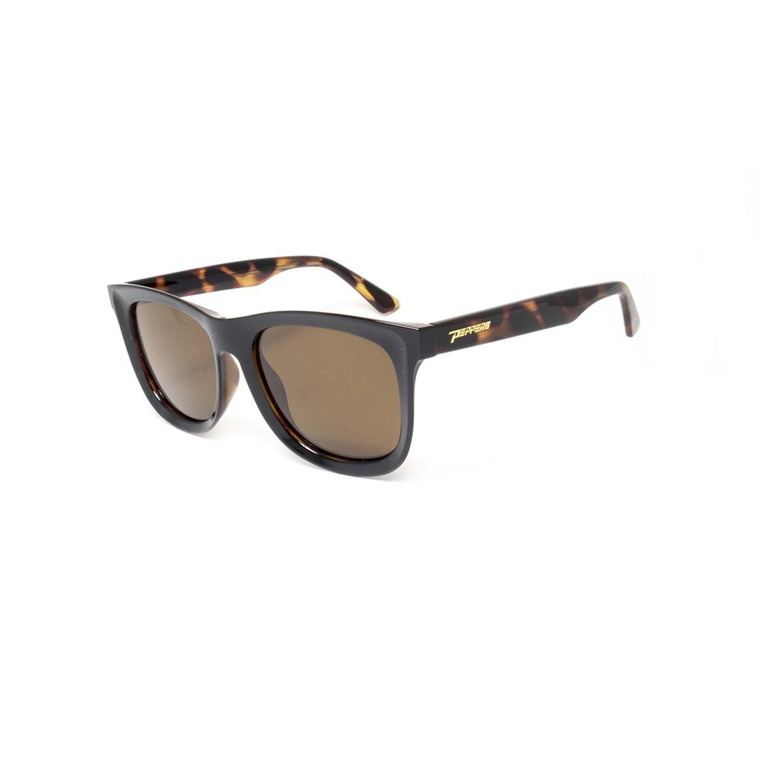 After Hours Sunglasses Brown Tortoise Shell