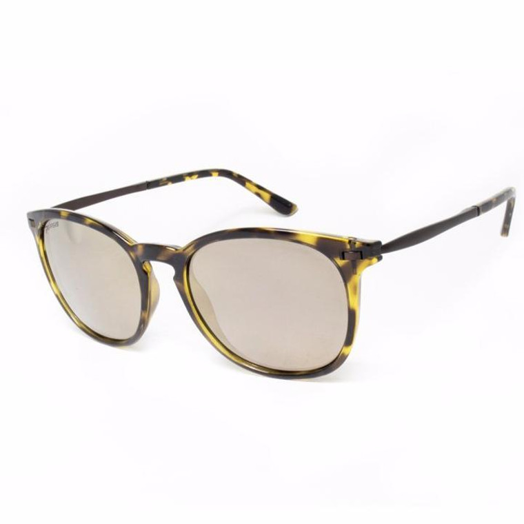 Nolita Sunglasses - Shiny Dark Amber